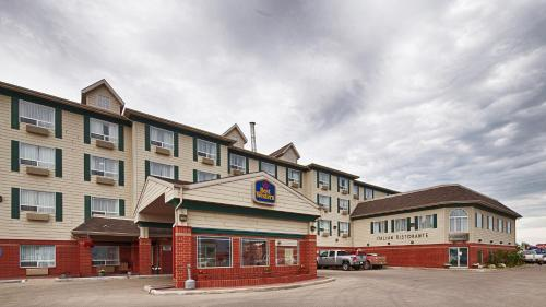 Best Western Grande Prairie Hotel And Suites