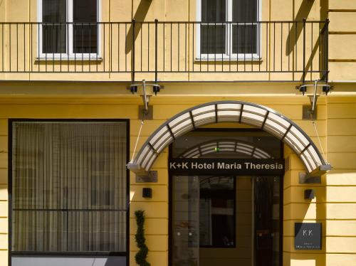 K+K Hotel Maria Theresia photo 34