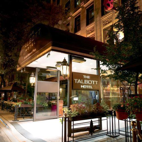 The talbott hotel chicago low rates no booking fees for Talbott hotel chicago