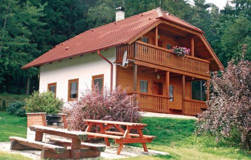 Гостиница «Holiday home Svojanov 15 with Outdoor Swimmingpool», Svojanov