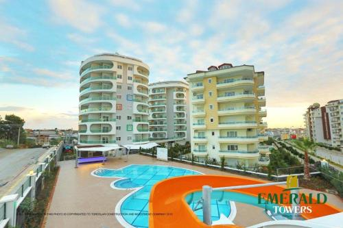 Avsallar Two bedroom apartments 600 metres from sea telefon