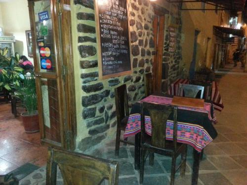 Cafe Restaurant Hostal Kiswar Photo