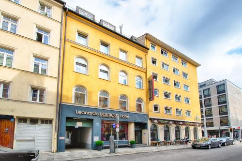 Leonardo Boutique Hotel Munich photo 13