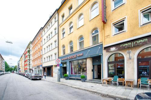 Leonardo Boutique Hotel Munich photo 14
