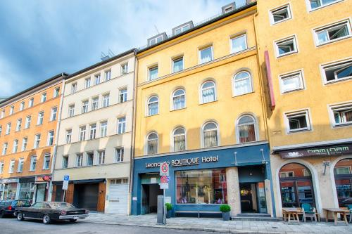 Leonardo Boutique Hotel Munich photo 16