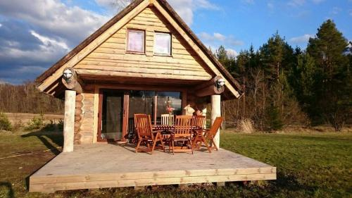 Saarelux River Holiday Home