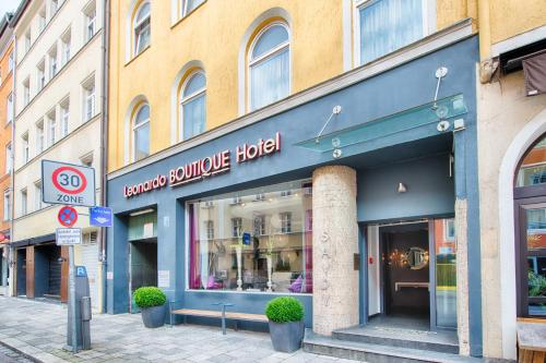 Leonardo Boutique Hotel Munich photo 28