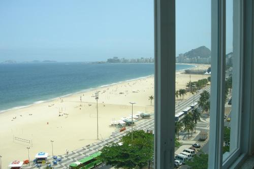 Ocean Front Flat in Leme - Copacabana Photo