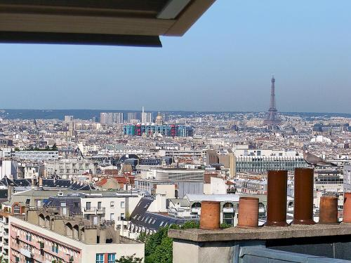 Paris Panoramic View Apartment - фото 0