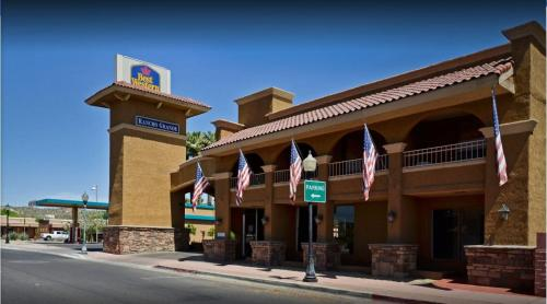 Best Western Rancho Grande - Wickenburg, AZ 85390