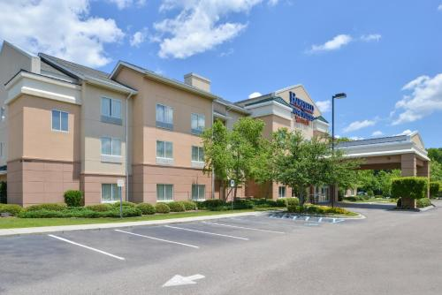 Fairfield Inn and Suites Charleston North/University Area Photo