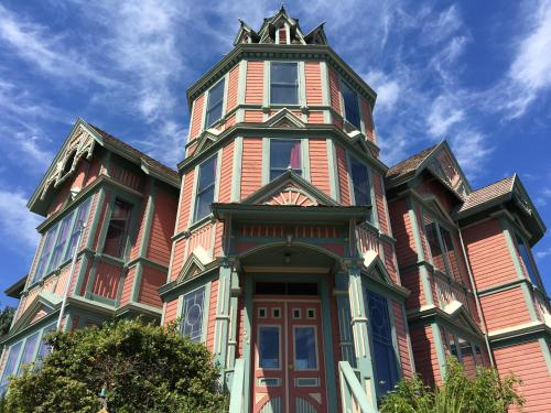 Ann Starrett Mansion Boutique Hotel Photo