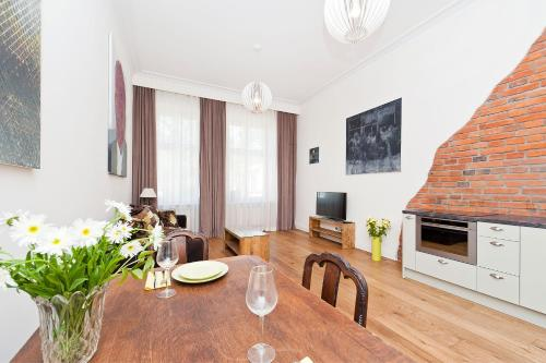 Cozy and beautiful apartment in center of Krakow - фото 0
