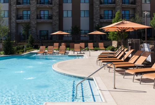 Courtyard by Marriott Fort Worth Alliance Town Center Photo