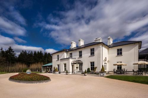 The Lodge at Ashford Castle, eco-hotel in Cong, Ierland