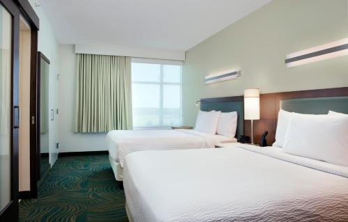 SpringHill Suites by Marriott Orlando at Flamingo Crossings/Western Entrance Photo