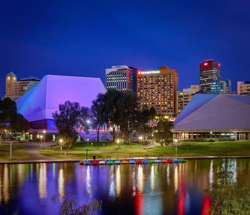 Top 5 star hotels adelaide south australia for 120 north terrace adelaide south australia