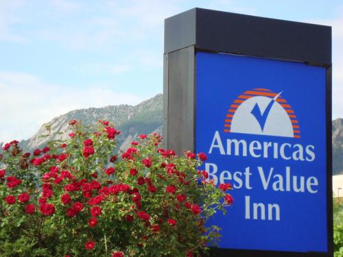 Americas Best Value Inn And Suites Boulder