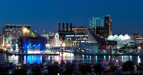 Radisson Hotel Baltimore Downtown-Inner Harbor Photo