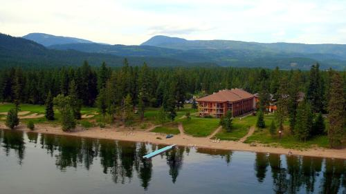 Quaaout Lodge & Spa at Talking Rock Golf Resort Photo