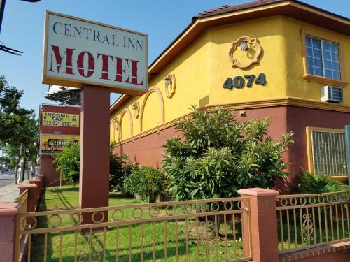 Central Inn Motel Photo