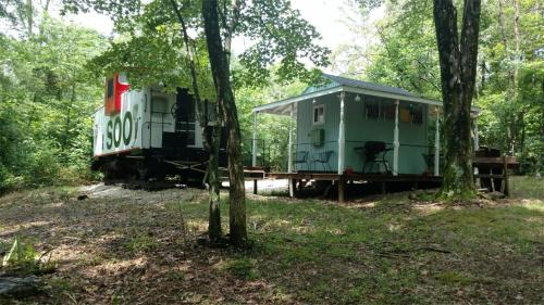 Legacy Station Caboose Retreat LLC Photo