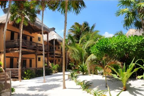 Hip Hotel Tulum Photo