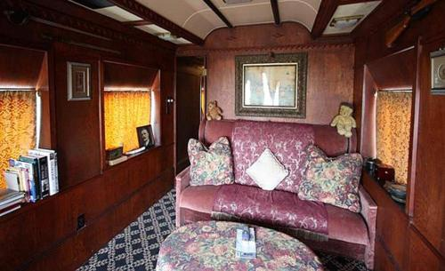 1894 Private Pullman Palace Car Photo