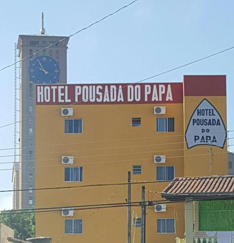 Hotel Pousada do Papa Photo