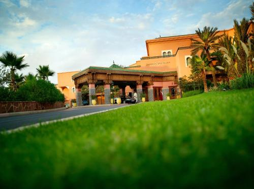 Palmeraie Golf Palace & Resort, Marrakech, Morocco, picture 28
