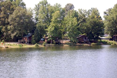 Forest Lake Camping Resort Lakefront Cabin 10 Photo
