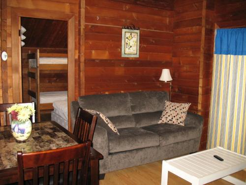 Forest Lake Camping Resort Lakefront Cabin 7 Photo