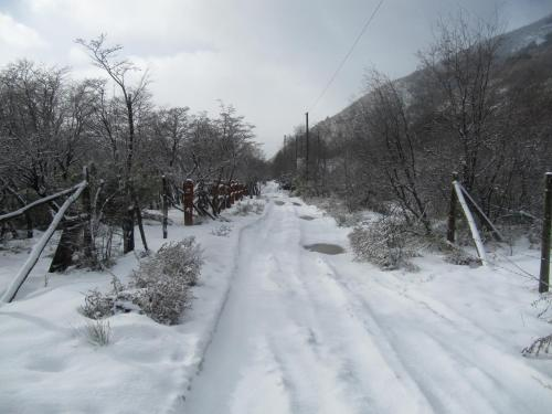 Techo nevado Photo
