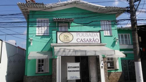 Pousada Casarão Photo