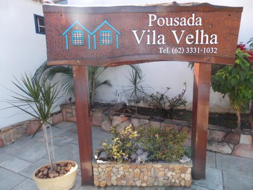 Pousada Vila Velha Photo