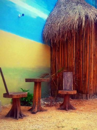 The Mayan Adventure Hostel & Camping Photo