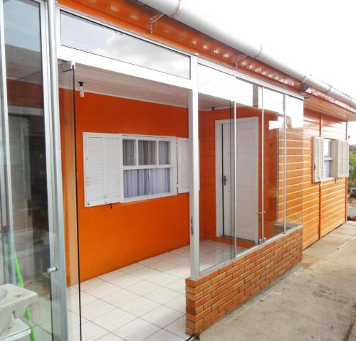 Orange House Canela Photo