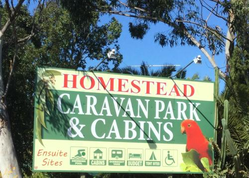 Homestead Caravan Park