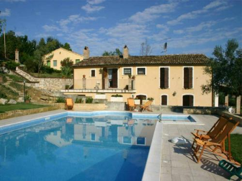Мини-отель «Piccola Terra Country House & Pool», Poggio Morello