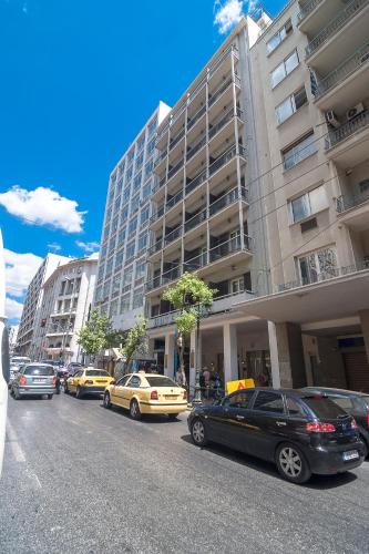 Ares Athens Hotel photo 16