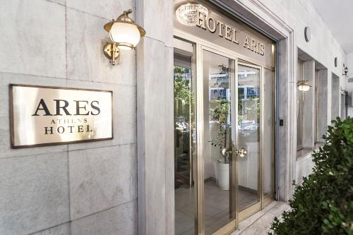 Ares Athens Hotel photo 18