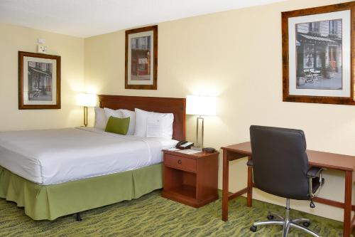 Best Western Orlando East UCF Area Photo