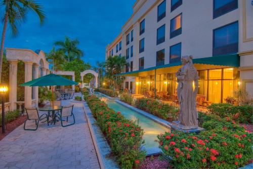 Hampton Inn Palm Beach Gardens Photo