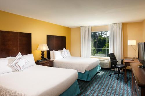 Fairfield Inn & Suites Houston Intercontinental Airport Photo