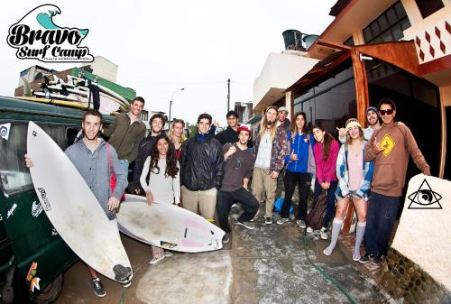 Bravo Surf Camp Photo
