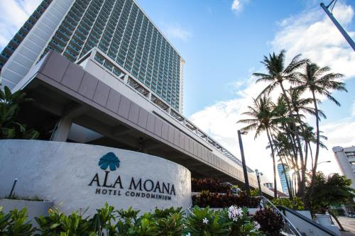 Ala Moana Hotel by AirPads - Honolulu, HI 96814