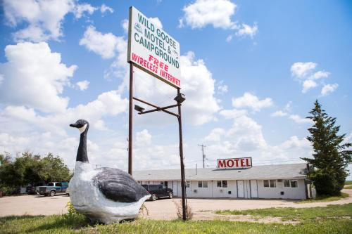 Wild Goose Motel Photo