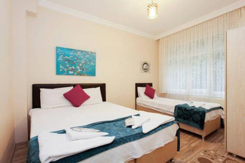 İstanbul Berce Apartments online reservation