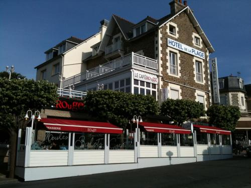 Hotel de la Plage Dinard