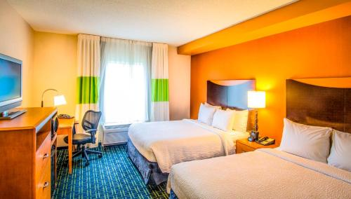 Fairfield Inn & Suites-Washington DC photo 13